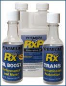RxP Emission Reducer Bottles